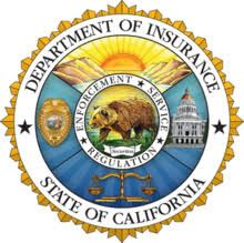 CA Dept of Insurance