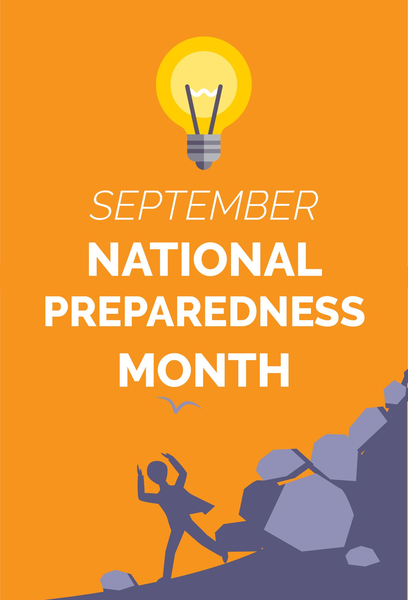 September Preparedness Month Newsflash