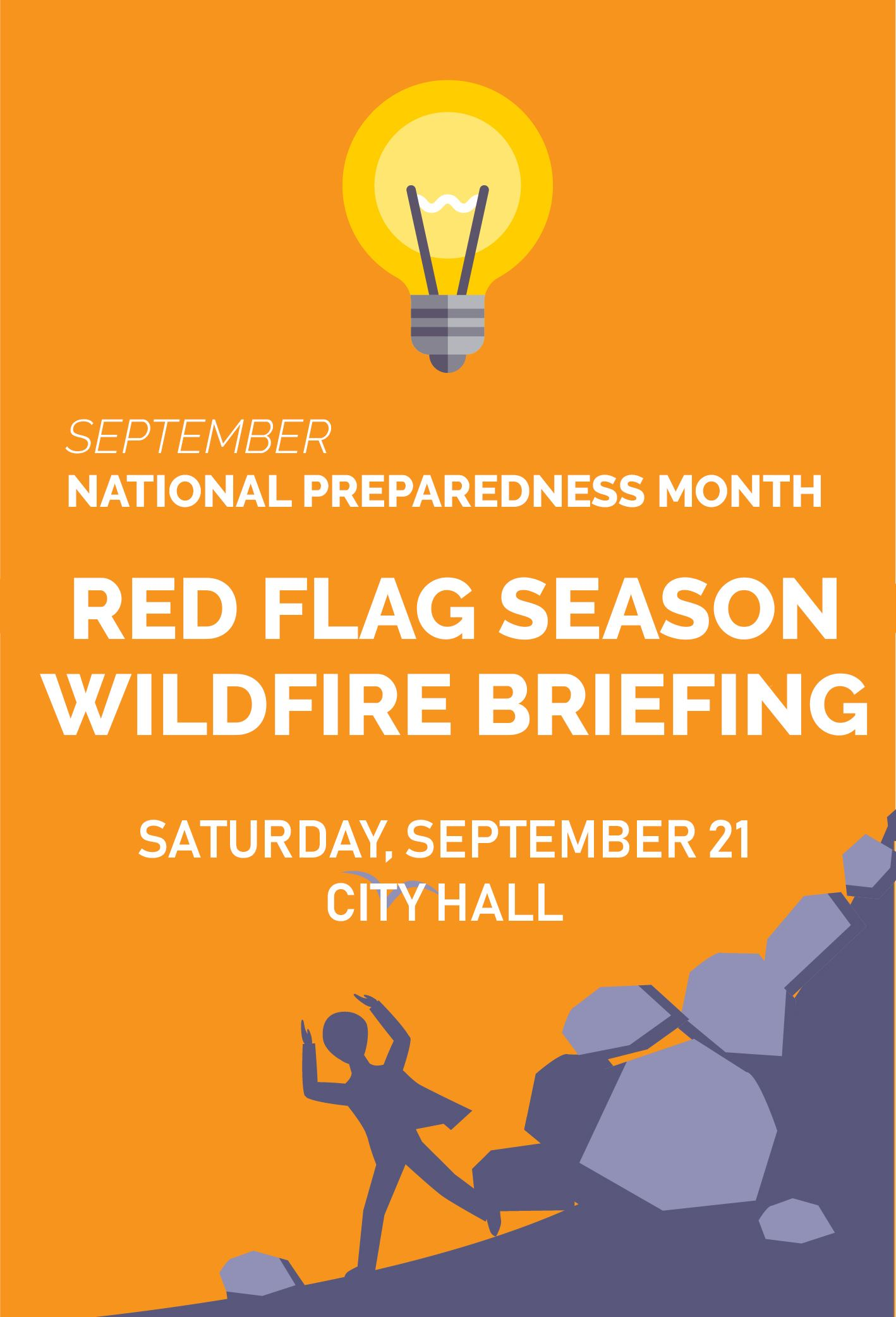 Preparedness Month Wildfire Briefing