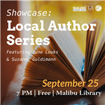 Local Author Series Flyer Image