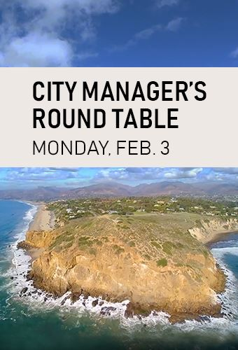 City Manager Round Table