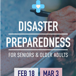 2020 Senior Preparedness Feb. 18 and Mar. 3 Graphic