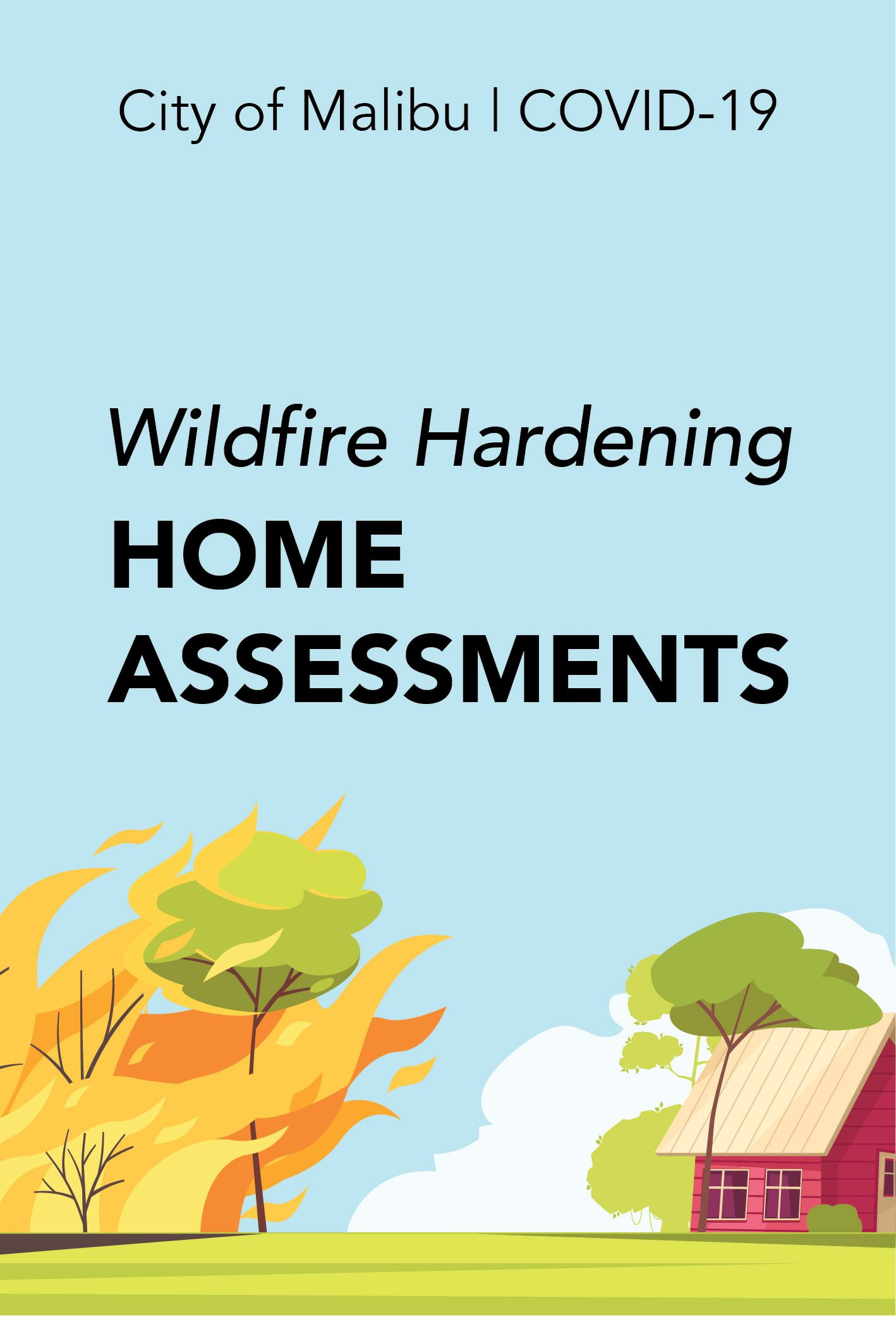 Wildfire home assessment newsflash