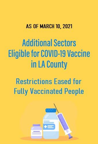 covid vaccine newsflash 3.11.21