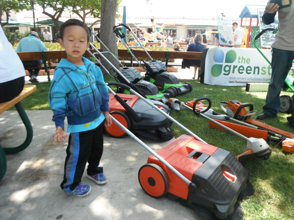 Earth Day at Malibu Country Mart